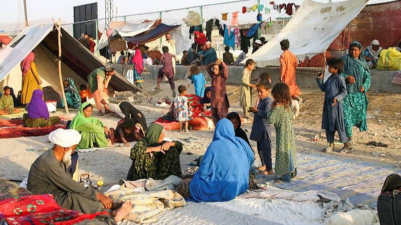 Pakistán teme la avalancha de afganos