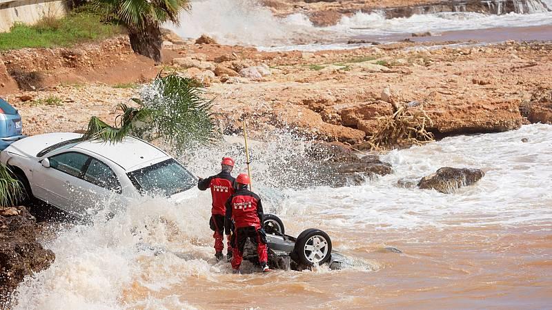 Daños cuantiosos por las inundaciones causadas por la DANA
