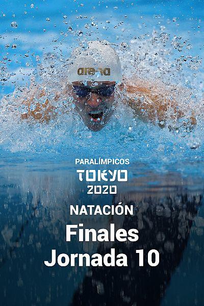 Natación. Finales. Jornada 10