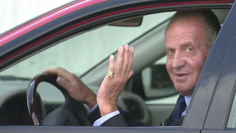 La Fiscalía ve indicios de delito en el cobro de comisiones internacionales por parte de Juan Carlos I