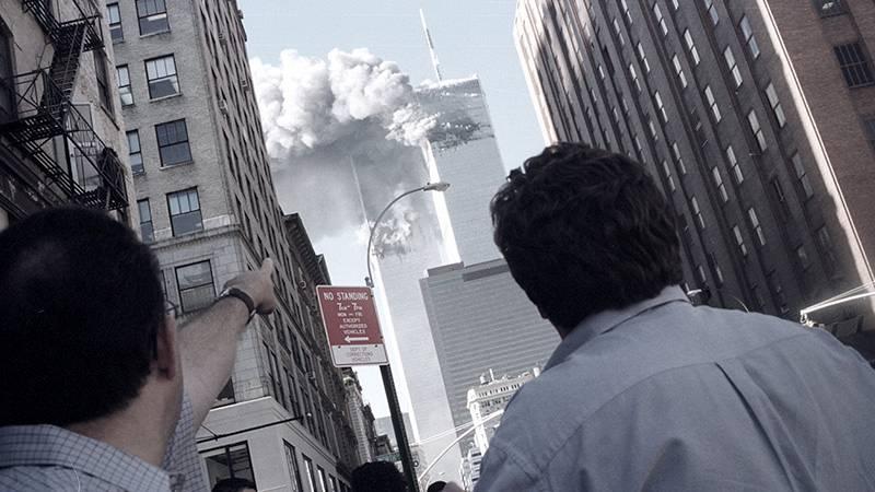 11-S: Así contó el Telediario el colapso de la primera de las Torres Gemelas de Nueva York