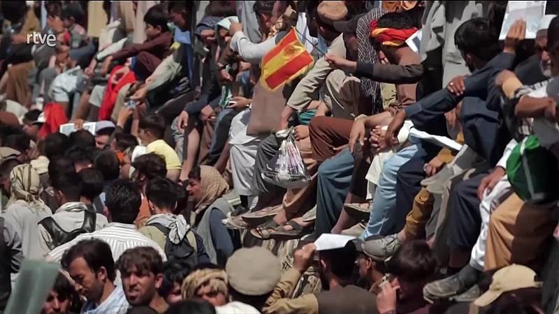 Informe Semanal - El fracaso de Afganistán - ver ahora