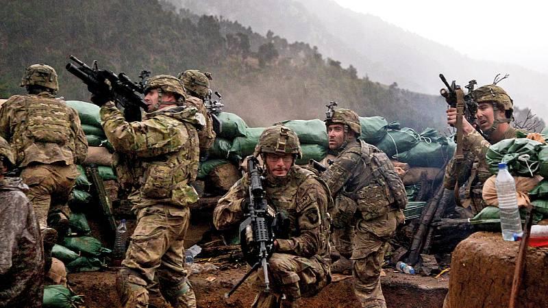Afganistán. La tierra herida - Episodio 4: Trampa - Ver ahora