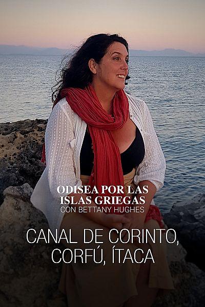 Canal de Corinto, Corfu, Itaca