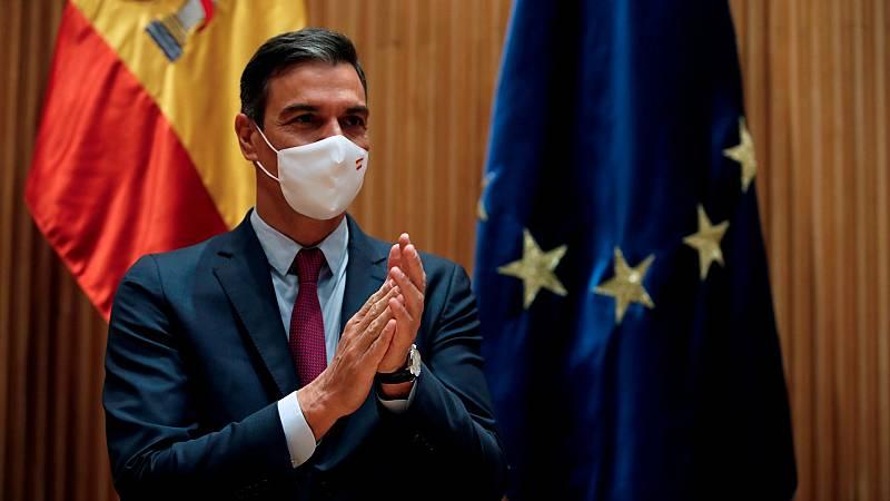 """Sánchez sobre el CGPJ: """"Exijo al PP que cumpla su responsabilidad constitucional"""""""
