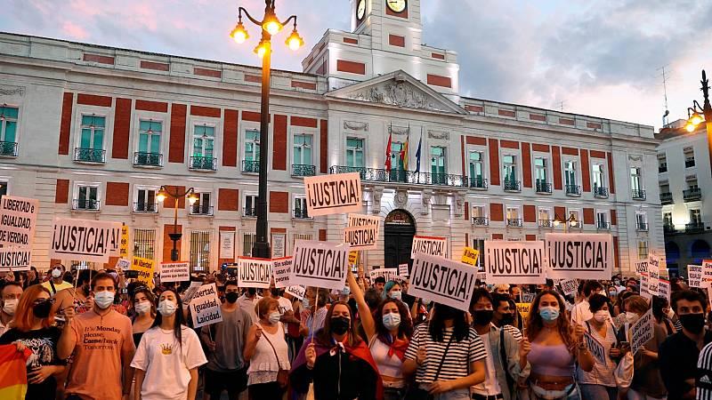 La agresión homófoba de Madrid no existió, el denunciante confiensa que fueron lesiones consentidas