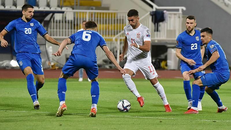 Clasificación Mundial   FF Kosovo 0-2 España: Ferrán Torres sentencia casi al final -- Ver ahora