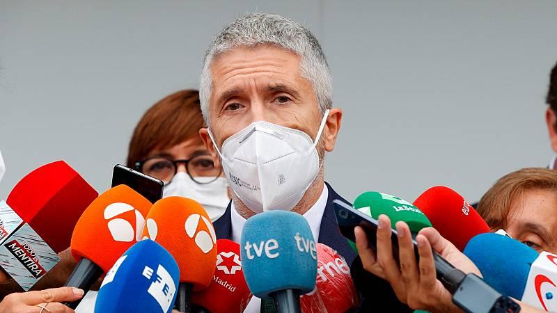 PP y Vox piden la dimisión de Marlaska y aculsa al Gobierno de utilizar la falsa agresión homófoba