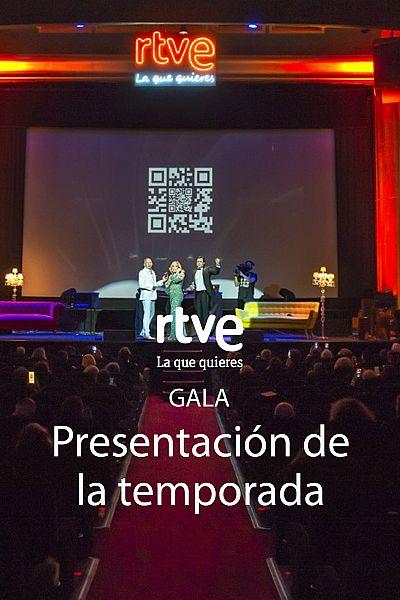 Gala 'RTVE, la que quieres'
