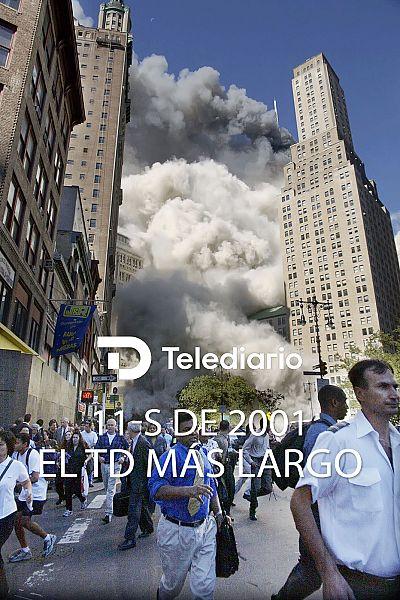 11S de 2001: el telediario más largo
