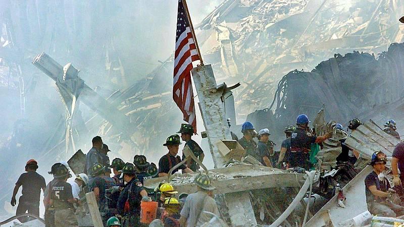 Los atentados del 11-S, el declive del 'imperio americano'