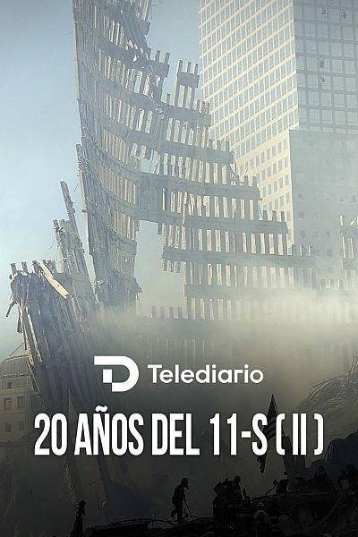 Telediario - 15 horas - 11/09/21