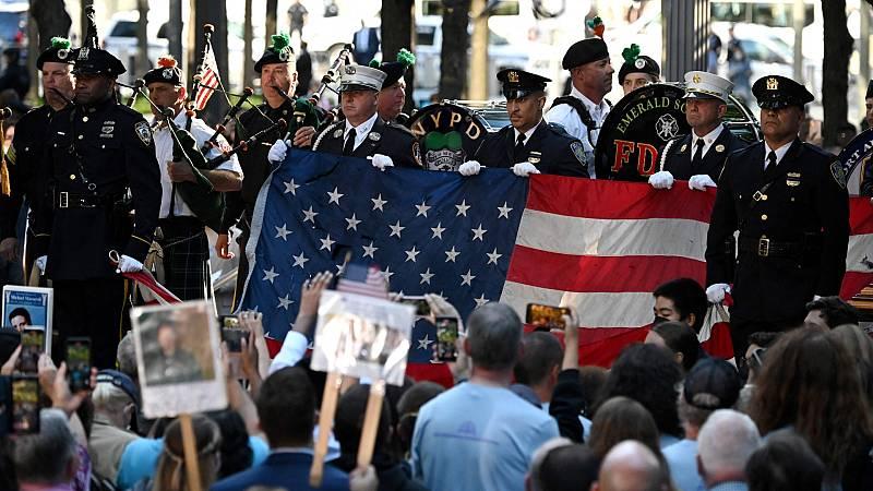 Estados Unidos recuerda a las víctimas del 11-S