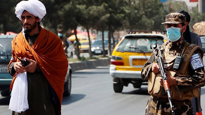 La embajada estadounidense en Kabul, símbolo del cambio en Afganistán