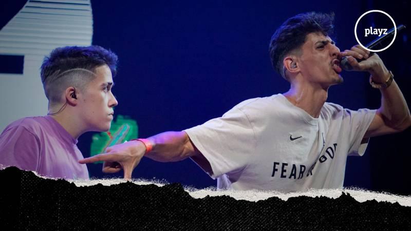 Final FMS Internacional - Mira ya la batalla de Tirpa vs. Gazir