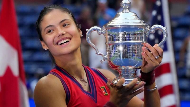 Raducano, la última campeona adolescente