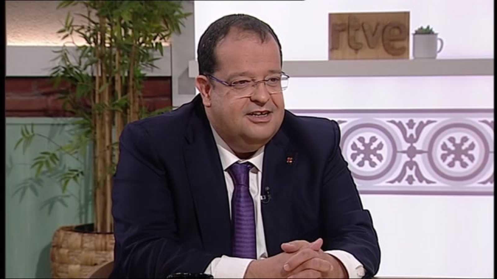 """Joan Ignasi Elena: """"O es fa com diuen, o no es fa l'ampliació de l'aeroport"""""""