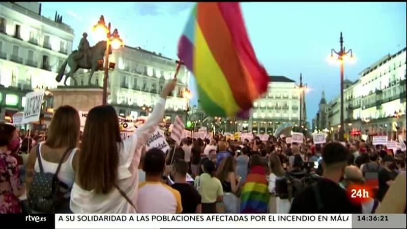 Parlamento - El foco parlamentario - Agresiones homófobas - 12/09/2021