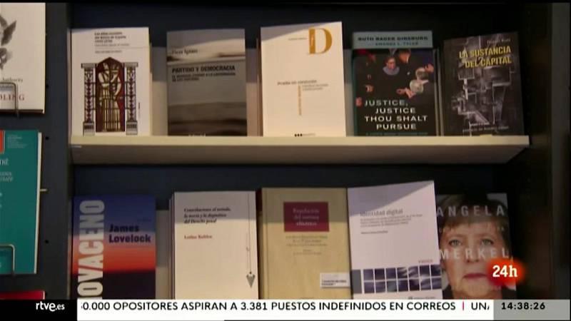 Parlamento - El reportaje - Librerías - 12/09/2021