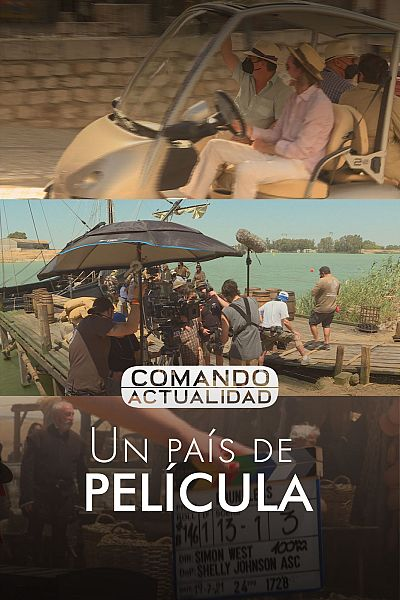 Un país de película