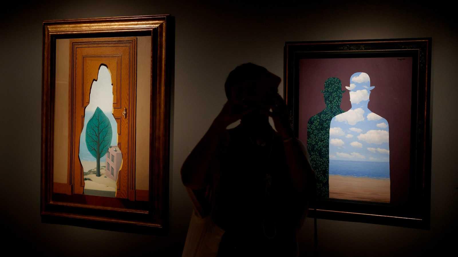 'La máquina Magritte' en el Museo Thyssen, una exposición donde nada es lo que parece - Ver ahora