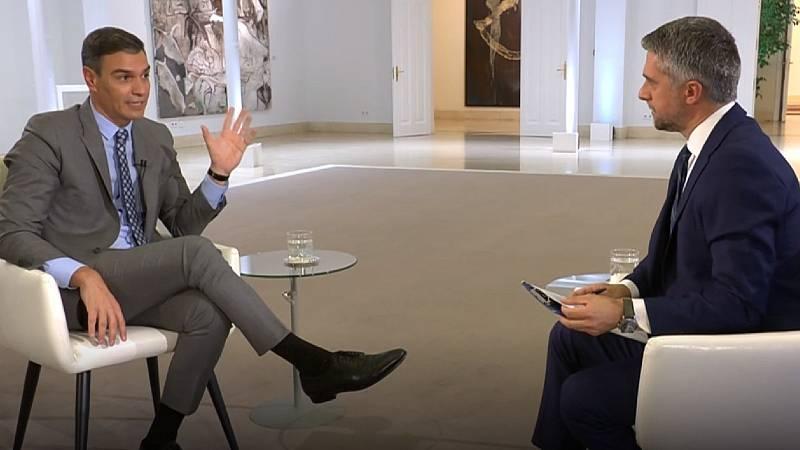 """Sánchez, sobre la renovación del CGPJ: """"Mil días lleva el PP fuera de la Constitución"""""""