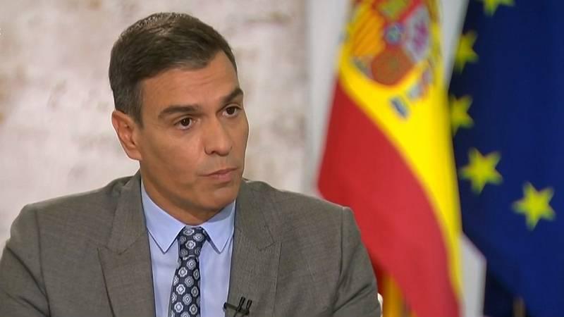 """Sánchez, sobre El Prat: """"El Gobierno apuesta por las inversiones en Cataluña"""""""