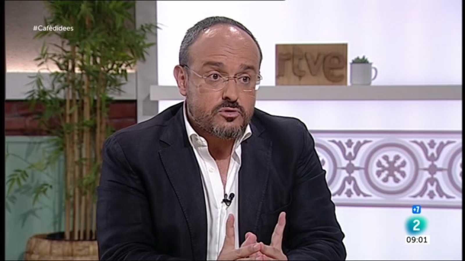 """Alejandro Fernández: """"La taula de diàleg no és una negociació Palestina-Israel"""""""