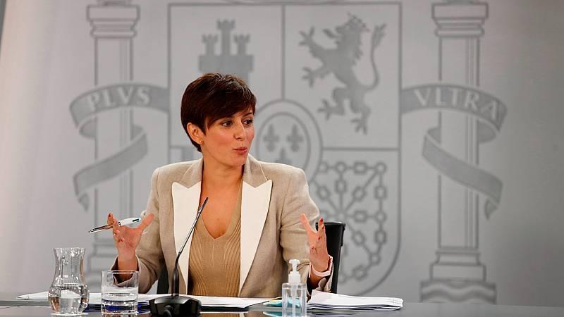 """El Gobierno recalca que la mesa de diálogo tiene que ser entre Ejecutivos: """"Nunca se ha entendido otro marco"""""""