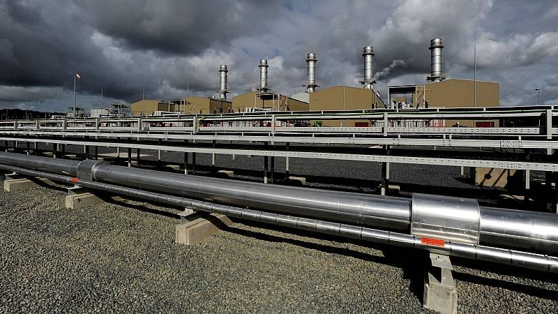 El precio del gas se multiplica por cinco en el último año y su cotización sigue al alza - Ver ahora
