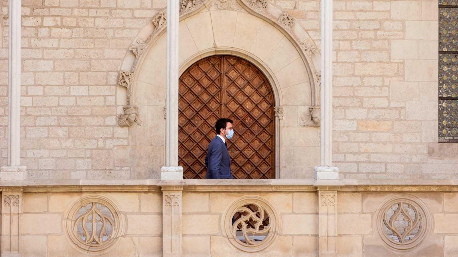Aragonès veta la propuesta de nombres en la mesa de diálogo de Junts y abre una crisis en el Govern