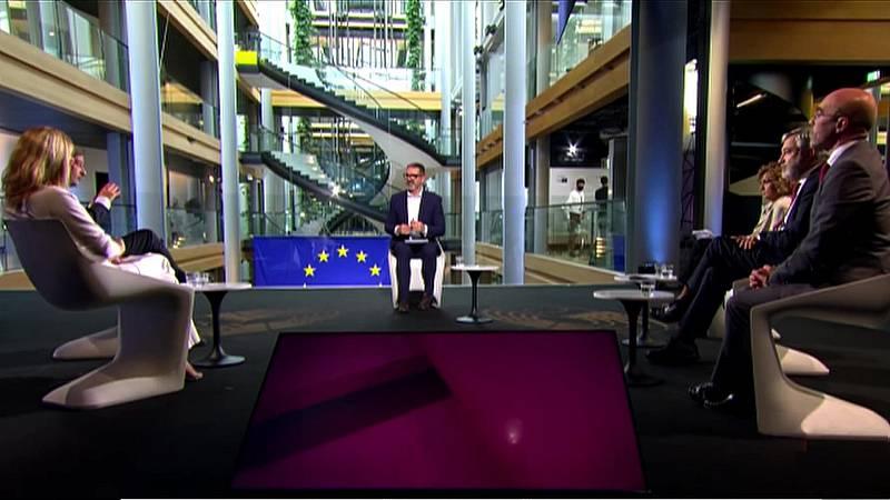 Europa 2021 - Debate del estado de la Unión Europea - ver ahora
