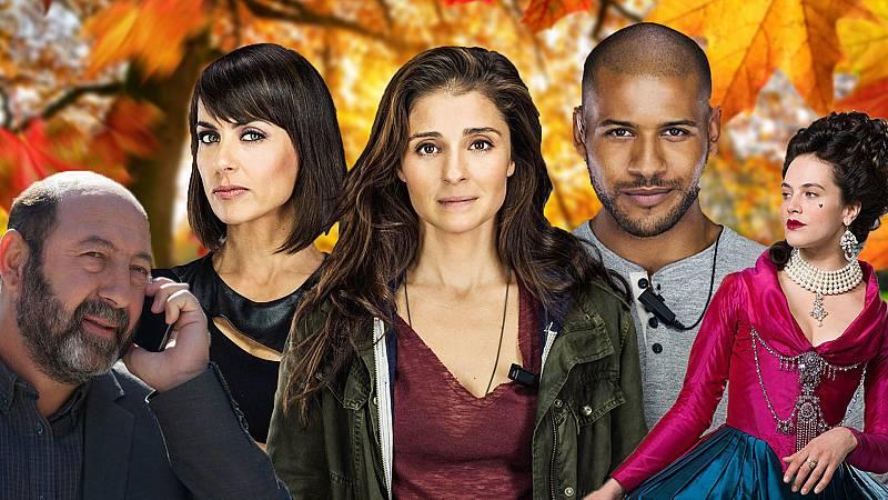 Estos son todos los estrenos de series que RTVE Play te trae este otoño 2021