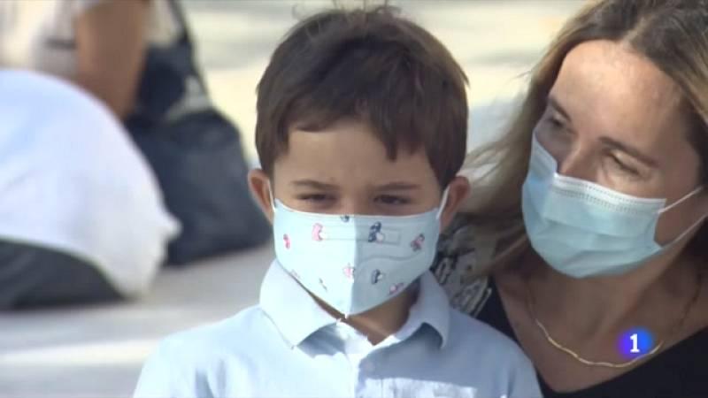 """Les famílies amb infants trasplantats se senten """"més compreses"""" per l'ús generalitzat de les mascaretes"""