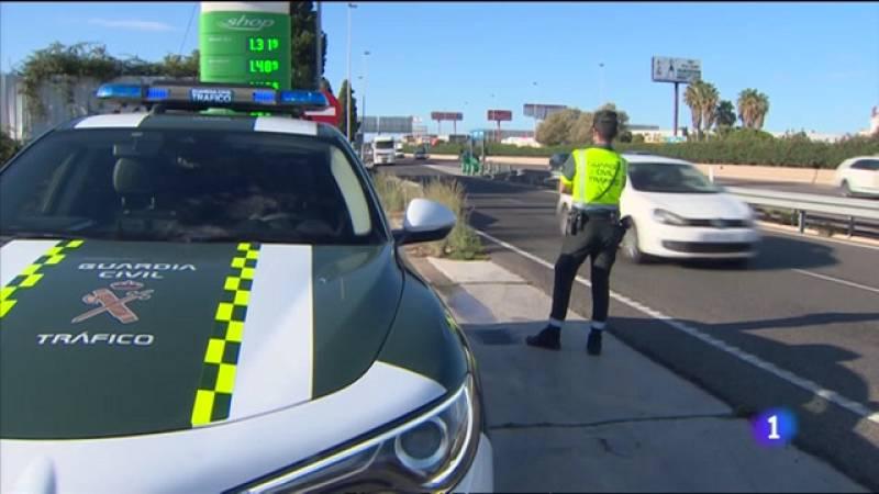 Campaña de la DGT contra las distracciones al volante