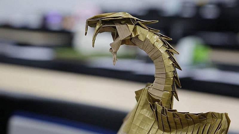 Somos documentales - El código Origami - ver ahora