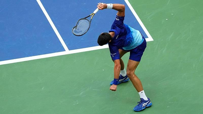 ¿Por qué pierden los nervios los tenistas? La ansiedad en el deporte de élite -- Ver ahora