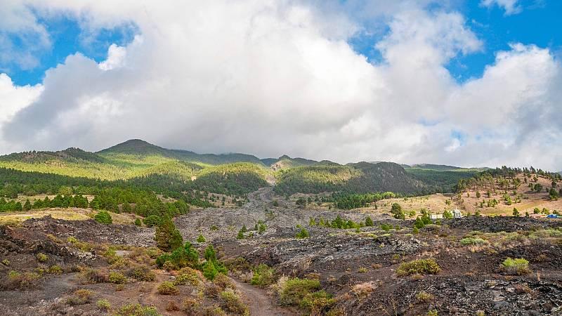 Riesgo volcánico en La Palma