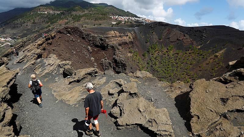 Sigue la actividad sísmica en La Palma