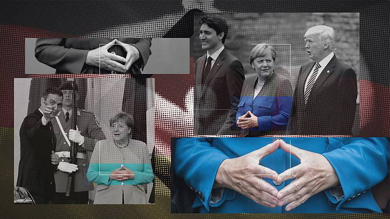 Documentos TV - Canciller Merkel - Ver ahora