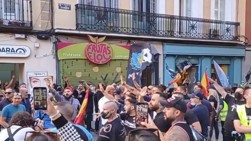 La manifestación homófoba de Chueca desata una nueva batalla política