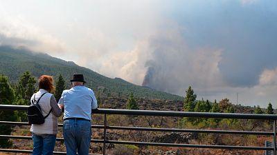 """Un equipo de psicólogos atiende a los afectados por el volcán: """"Hay gente en estado de 'shock', con ansiedad y miedo"""""""