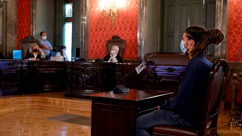 """Rodríguez (Podemos) niega ante el juez haber golpeado a un agente: """"Hay un montaje policial"""""""