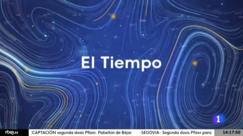 El tiempo en Castilla y León - 21/09/21 - Ver ahora