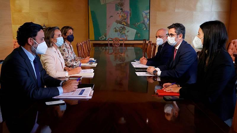 Arrancan las negociaciones para los Presupuestos Generales sin acuerdos entre el PP y el Gobierno