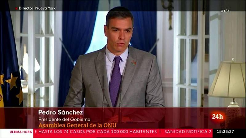 España destinará 30 millones de euros para el Fondo de Adaptación contra la emergencia climática - Ver ahora