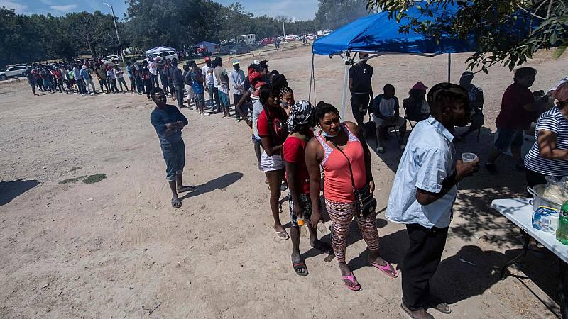 EE.UU. aumenta el rtimo de deportaciones a Haití - Ver ahora