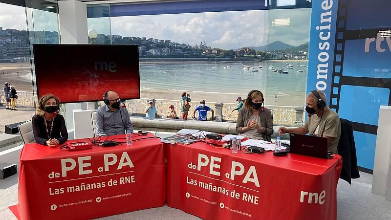 Las mañanas de RNE con Pepa Fernández - 'De pe a pa' en el Festival de San Sebastián - Ver ahora