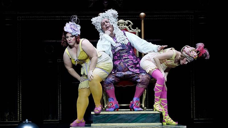 'La Ceneterola' abre la temporada del Teatro Real con un inusual cuento de hadas