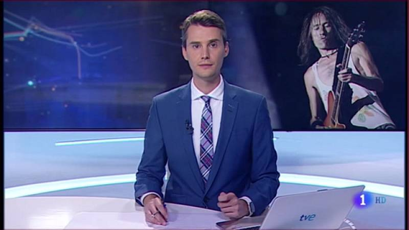 TVE Extremadura entrevista a Robe Iniesta - 23/09/2021